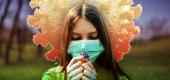 Spring coronavirus surge. (Photo illustration: Yahoo News; photos: Getty Images)