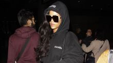 Rihanna's airport hoodie probably cost more than her flight (or at least your flight)