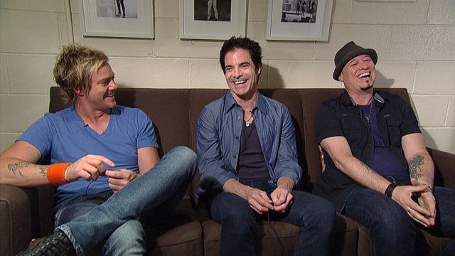 Train - Live On Letterman Interview