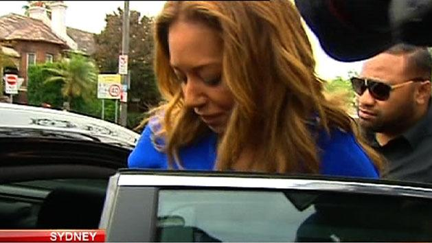 Mel B denied Channel 9 contract