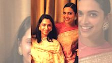 How's Deepika Padukone at Home? Sister Anisha Gives Us a Peek