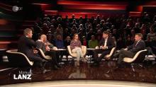 Talk bei Lanz: Von Hörschäden, Streithähnen und Abenteuern