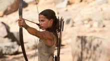 'Tomb Raider' trailer: Alicia Vikander (and Destiny's Child) makes us forget all about Angelina Jolie's Lara Croft
