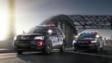Why America's New Standard Cop Car Is A Ford SUV