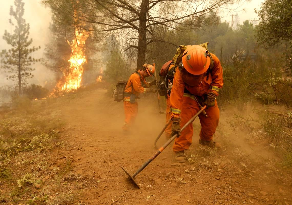 California severely short on firefighting crews after COVID-19 lockdown at prison camps