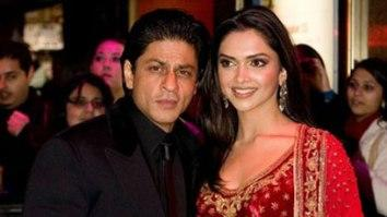 Leaked video of SRK and Deepika
