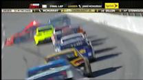 Final Laps: Dillon spins, McMurray wins