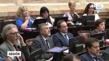 Congreso argentino aprueba ley de emergencia en crucial respaldo a Fernández