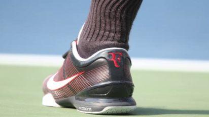 Tennis - Roger Federer réutilise son logo« RF»