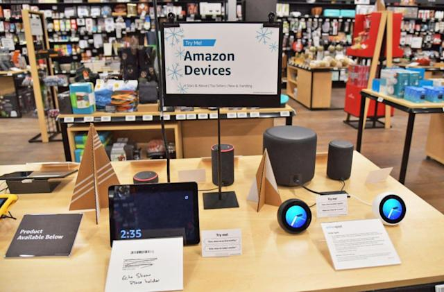Amazon opens its second '4-star' store in Colorado