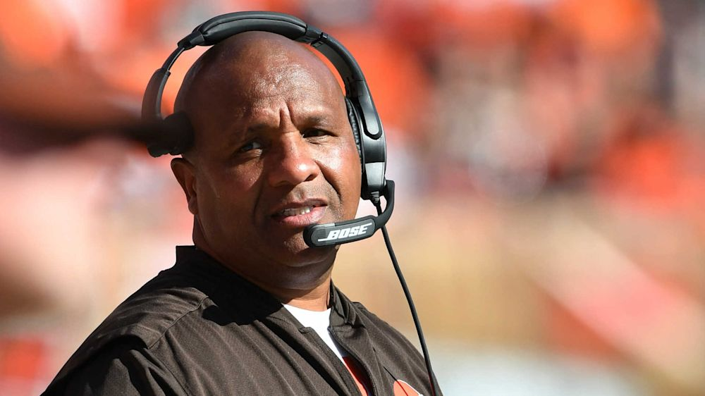 Browns run out of reasons to stick with clueless Hue Jackson