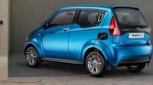 Mahindra e2o PLUS, the most affordable electric car