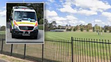'Brutal attacks': Men critical after triple stabbing at footy game