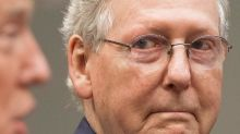 Mitch McConnell Wasted No Time Being Human Garbage After RBG's Death