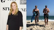 Amy Schumer celebrates her 'warm' and 'soft' post-baby body
