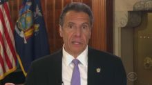 Gov. Cuomo says it 'violates common sense' for states to reopen before meeting CDC guidelines