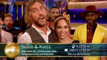 Strictly week 5: Everyone loves Carlton, but Seann and Katya are still the centre of attention
