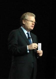CE-Oh no he didn't! Part LVII: Howard Stringer says the Wii is not 'a competitor'