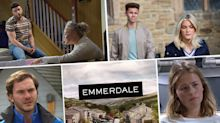 Next week on 'Emmerdale': is Kim Tate dead? Plus Aaron discovers the truth about Robert, and Will is arrested (spoilers)