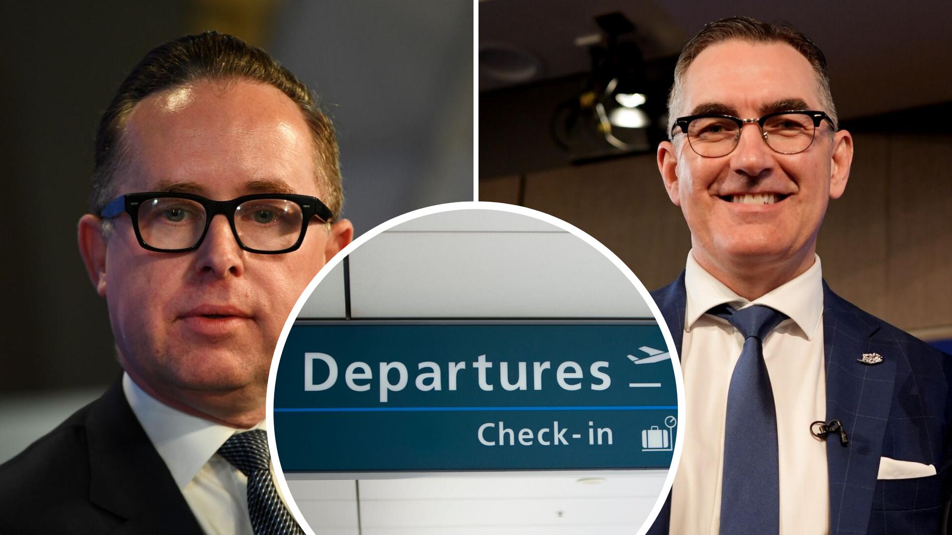 Passengers gouged by airport fees, claim Virgin, Qantas