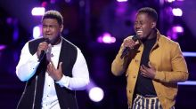 A new New Edition? 'The Voice' goes old school with spectacular soul duo