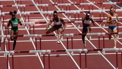 Puerto Rico celebra su segundo oro olímpico histórico, gracias a Camacho-Quinn