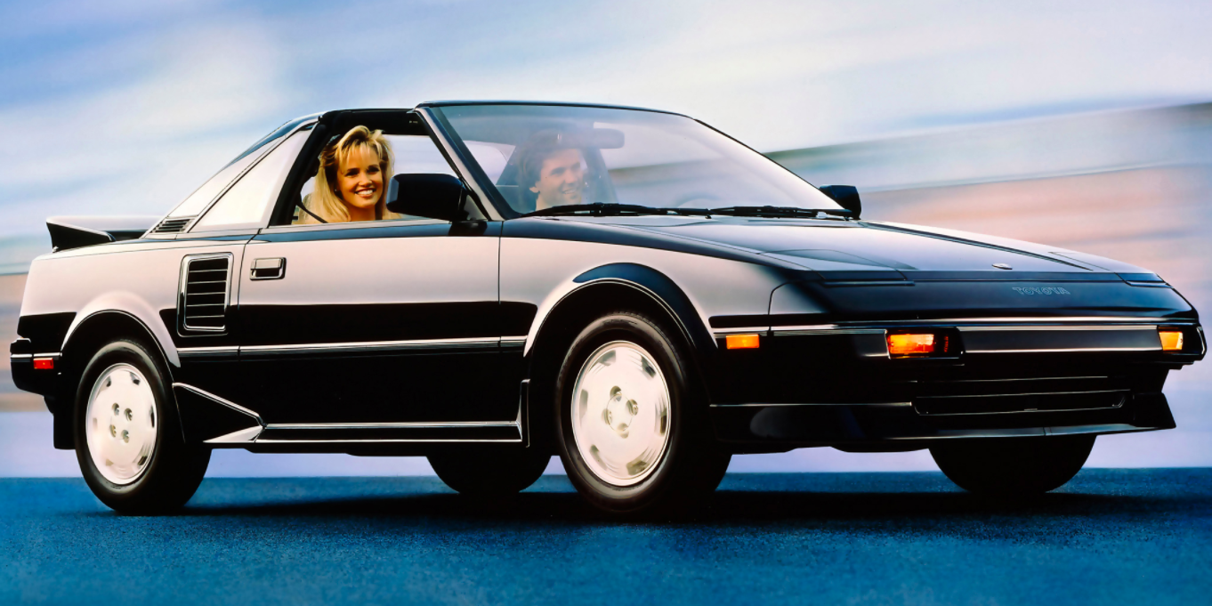 <p>Like the AE86, the first-gen MR2 is now a classic. It looks great, it's fun to drive, and because it's a Toyota, it's dead-reliable. </p>