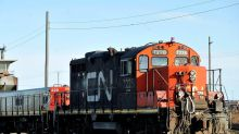 CN Rail feeling slowdown as auto and crude revenues drop, prompting job cuts