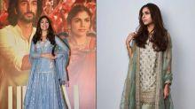 Sanjay Leela Bhansali's Niece, Sharmin Segal Woos In Pastel Ethnic Outfits