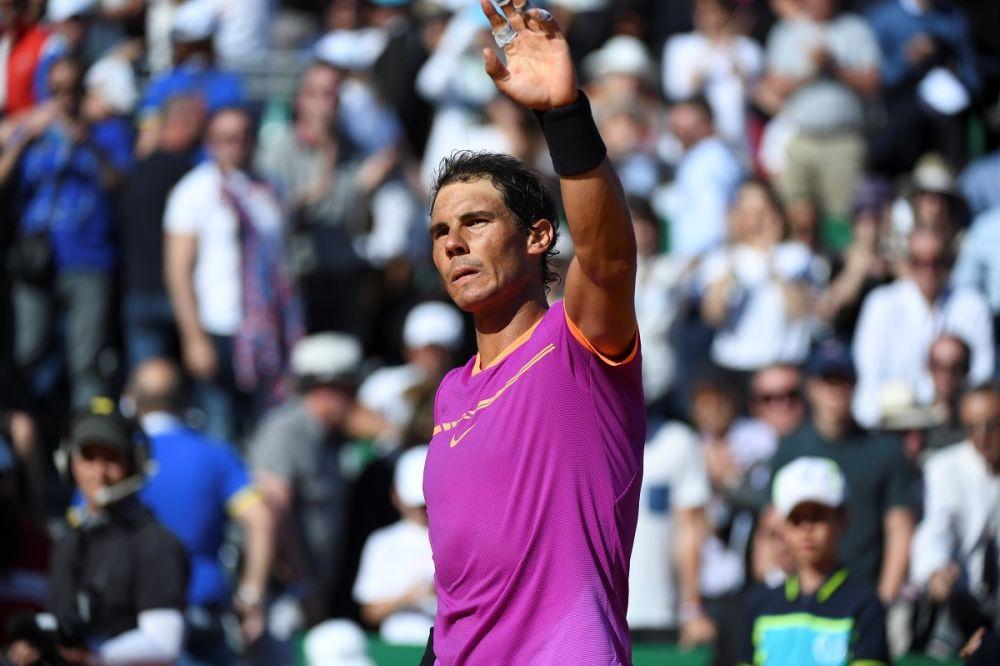 Monte-Carlo: Nadal sans pitié, Djoko dans la douleur, Wawrinka out