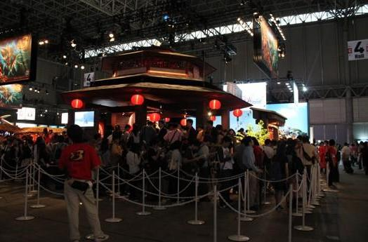 TGS 2011 provisionally dated, TGS 2010 audience breaks record