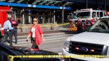 Gunman slays three at Cincinnati bank before police kill him