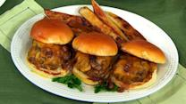 """The Dish: Delicious """"welcome to summer"""" burgers"""