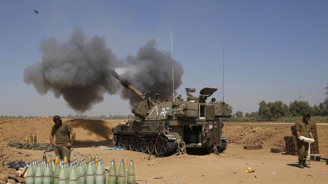 Fighting resumes as Israel declares Gaza truce over