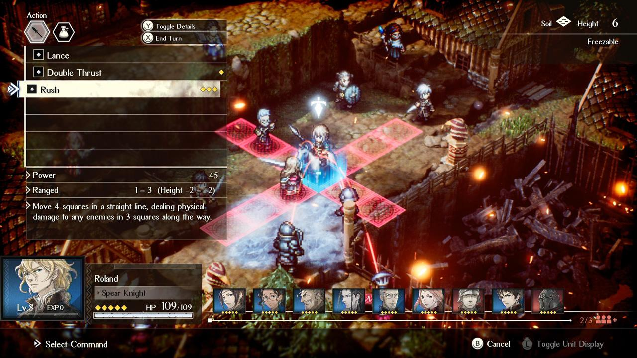 Demo the latest RPG from the makers of 'Octopath Traveler' for free - Engadget