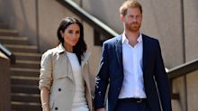5 highlights from day 1 of Prince Harry and Meghan Markle's royal tour