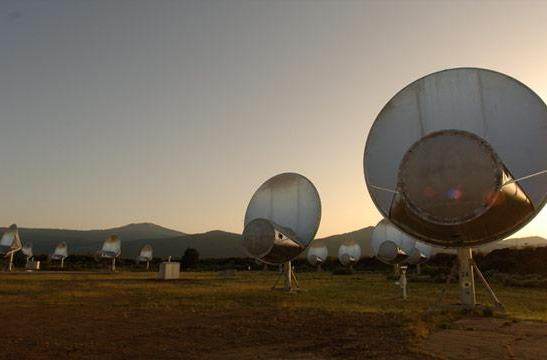 SETI suspends search for alien life, E.T. weeps in the silent dark of space
