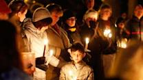 Shock Gives Way to Grief in Newtown