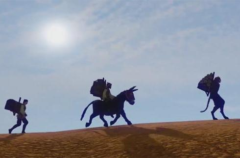 ArcheAge's launch trailer shows you the way home