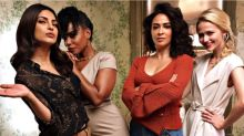 Lookit! Priyanka outshines her girl squad from Quantico in this pic!
