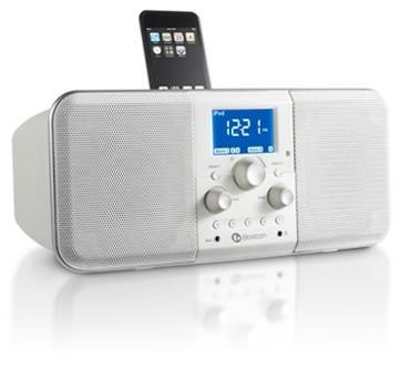 Boston Acoustics takes a shot with Duo-i iPod boombox