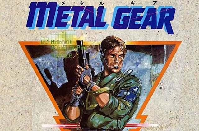 JXE Streams: 'Metal Gear?!' We're playing the 1987 original