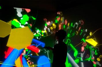 Christie creates baffling 3D HD CAVE 'visual environment,' or your average Halo display in 2020