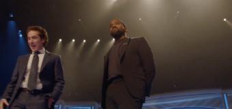 Kanye West talks religion with Joel Osteen