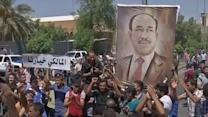 Iraq political turmoil, Maliki hangs on