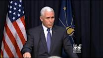 Pence Backtracks On Religious Freedom Law, Vows Fix