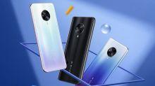 Vivo S6 是一款主打自拍的 5G 新機