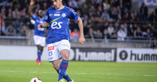 Foot - Transferts - Felipe Saad de Strasbourg à Lorient