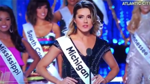 Miss Michigan Emily Sioma Discusses Her Viral Miss America Pageant Moment