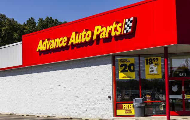 Advance Auto Parts Aap Rides On Expansion High Costs Hurt